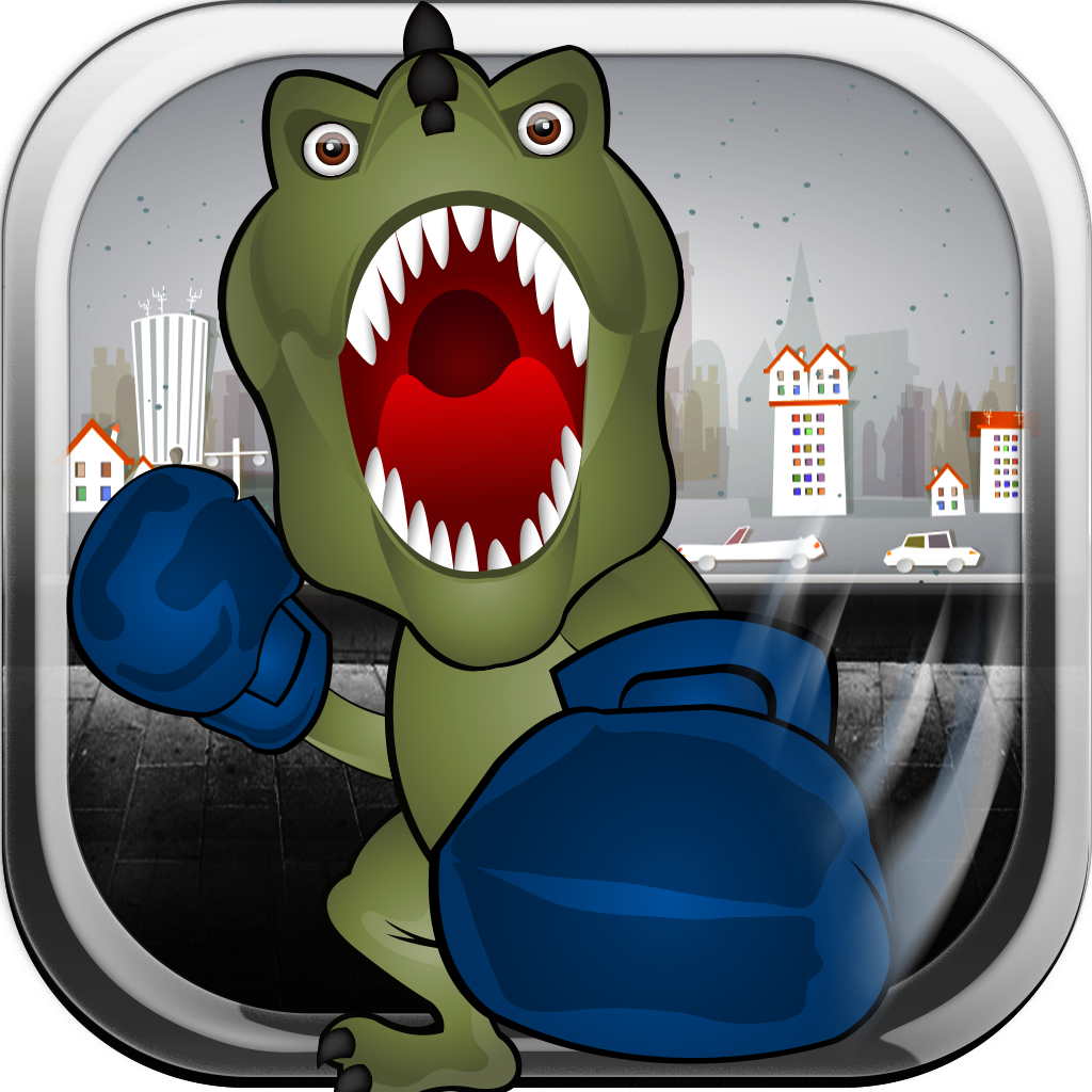 First Punch by Fighter King - A Boxing Hit of Mosters Busters Saga Pro